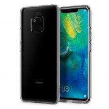 ETUI SPIGEN LIQUID CRYSTAL HUAWEI MATE 20 PRO CRYSTAL CLEAR