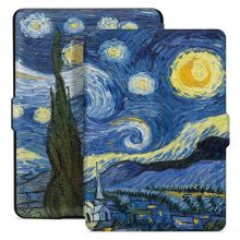 ETUI TECH-PROTECT SMARTCASE KINDLE PAPERWHITE IV/4 2018 STARRY NIGHT