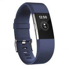 PASEK TECH-PROTECT SMOOTH FITBIT CHARGE 2 MIDNIGHT BLUE