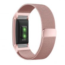 BRANSOLETA TECH-PROTECT MILANESEBAND FITBIT CHARGE 2 ROSE GOLD