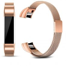 BRANSOLETA TECH-PROTECT MILANESEBAND FITBIT ALTA ROSE GOLD