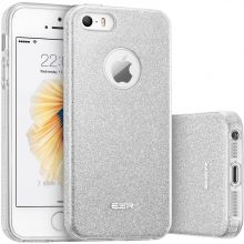 ETUI ESR GLITTER SHINE IPHONE 5S/5SE SILVER