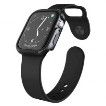 ETUI X-DORIA DEFENSE EDGE APPLE WATCH 4/5 (44MM) CHARCOAL
