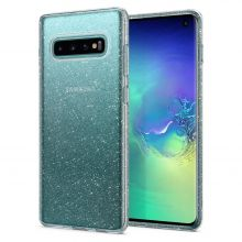ETUI SPIGEN LIQUID CRYSTAL GALAXY S10 GLITTER CRYSTAL QUARTZ