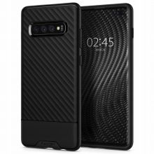 ETUI SPIGEN CORE ARMOR GALAXY S10+ PLUS BLACK