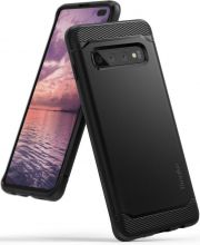 ETUI RINGKE ONYX GALAXY S10+ PLUS BLACK