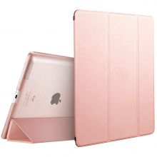 ETUI ESR YIPPEE IPAD 2/3/4 ROSE GOLD