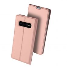 ETUI DUXDUCIS SKINPRO GALAXY S10+ PLUS ROSE GOLD