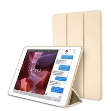 ETUI TECH-PROTECT SMARTCASE IPAD MINI 5 2019 CHAMPAGNE GOLD