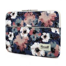 FUTERAŁ CANVASLIFE SLEEVE MACBOOK AIR/PRO 13 BLUE CAMELLIA