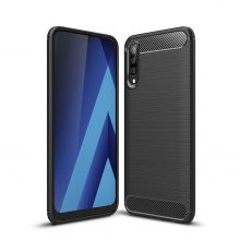 ETUI TECH-PROTECT TPUCARBON GALAXY A70 BLACK