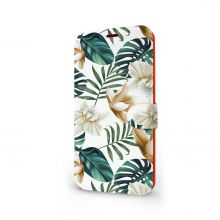 ETUI MOBIWEAR MC07P GALAXY A50 PALM LEAVES