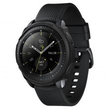 ETUI SPIGEN LIQUID AIR GALAXY WATCH 42MM BLACK