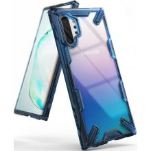 ETUI RINGKE FUSION X GALAXY NOTE 10+ PLUS SPACE BLUE