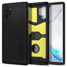 ETUI SPIGEN TOUGH ARMOR GALAXY NOTE 10+ PLUS BLACK