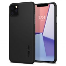 ETUI SPIGEN THIN FIT IPHONE 11 PRO MAX BLACK