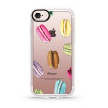 ETUI CASETIFY GRIP CASE MACARONS IPHONE 7/8 CLEAR