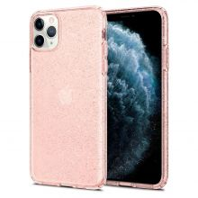 ETUI SPIGEN LIQUID CRYSTAL IPHONE 11 PRO MAX GLITTER ROSE