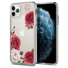 ETUI SPIGEN CIEL IPHONE 11 PRO MAX RED FLORAL