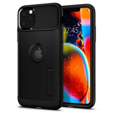 ETUI SPIGEN SLIM ARMOR IPHONE 11 PRO MAX BLACK