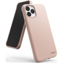 ETUI RINGKE AIR S IPHONE 11 PRO MAX PINK SAND
