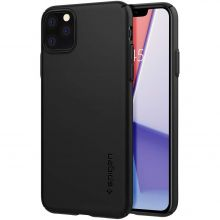 ETUI SPIGEN THIN FIT AIR IPHONE 11 PRO MAX BLACK