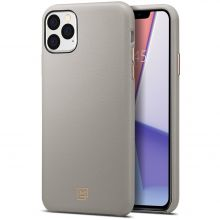 ETUI SPIGEN LA MANON CALIN IPHONE 11 PRO MAX OATMEAL BEIGE