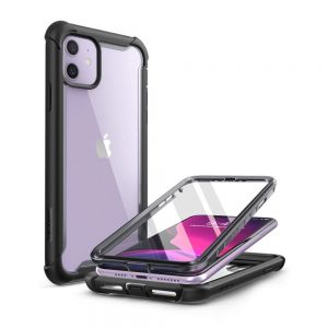 ETUI SUPCASE IBLSN ARES IPHONE 11 BLACK