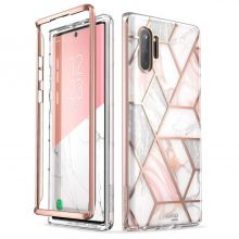 ETUI SUPCASE COSMO GALAXY NOTE 10+ PLUS MARBLE
