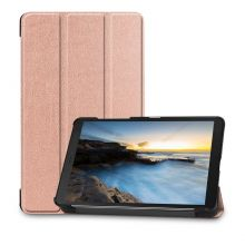 ETUI TECH-PROTECT SMARTCASE GALAXY TAB A 8.0 2019 T290 ROSE GOLD