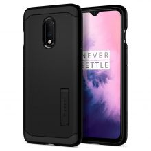 ETUI SPIGEN TOUGH ARMOR ONEPLUS 7 BLACK