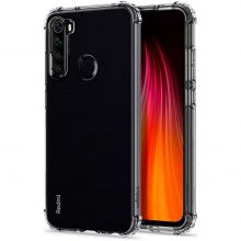 ETUI SPIGEN CRYSTAL SHELL XIAOMI REDMI NOTE 8 CRYSTAL CLEAR