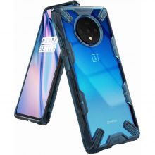 ETUI RINGKE FUSION X ONEPLUS 7T SPACE BLUE