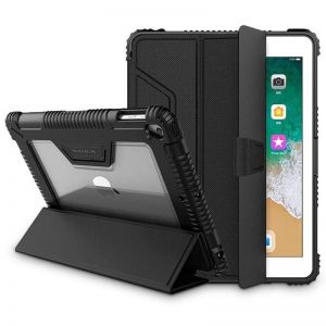 ETUI NILLKIN ARMOR LEATHER CASE IPAD 10.2 2019 BLACK
