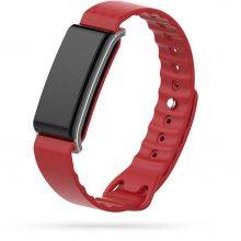 PASEK TECH-PROTECT SMOOTH HUAWEI BAND A2 RED