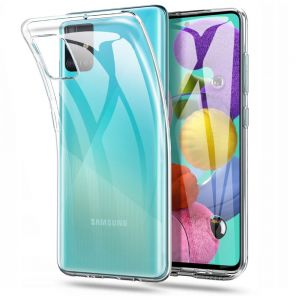 ETUI TECH-PROTECT FLEXAIR GALAXY A71 CRYSTAL