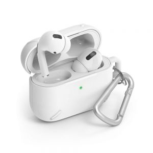 ETUI RINGKE AIRPODS PRO CASE WHITE