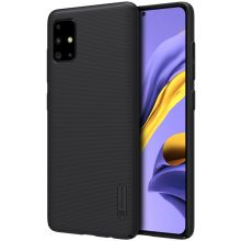 ETUI NILLKIN FROSTED SHIELD GALAXY A51 BLACK