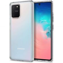 ETUI SPIGEN LIQUID CRYSTAL GALAXY S10 LITE CRYSTAL CLEAR