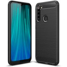 ETUI TECH-PROTECT TPUCARBON XIAOMI REDMI NOTE 8T BLACK