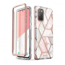 ETUI SUPCASE COSMO GALAXY S20 MARBLE