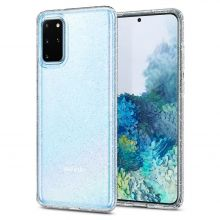ETUI SPIGEN LIQUID CRYSTAL GALAXY S20+ PLUS GLITTER CRYSTAL