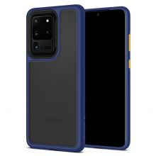 ETUI SPIGEN CIEL COLOR BRICK GALAXY S20 ULTRA NAVY