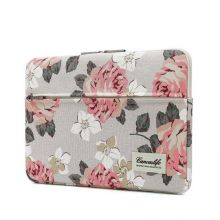 CANVASLIFE SLEEVE MACBOOK PRO 15-16 WHITE ROSE