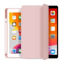 ETUI TECH-PROTECT SC PEN IPAD 7/8 10.2 2019/2020 PINK