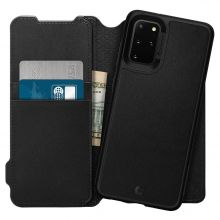 ETUI SPIGEN CIEL WALLET BRICK GALAXY S20+ PLUS BLACK