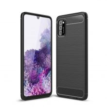 ETUI TECH-PROTECT TPUCARBON GALAXY A41 BLACK