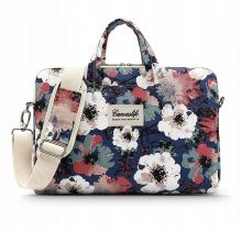 CANVASLIFE BRIEFCASE LAPTOP 13-14 BLUE CAMELLIA