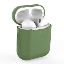 ETUI TECH-PROTECT ICON APPLE AIRPODS GREEN