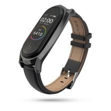 PASEK TECH-PROTECT HERMS XIAOMI MI SMART BAND 5/6 BLACK